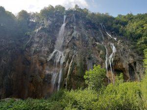 Cascada en Krka