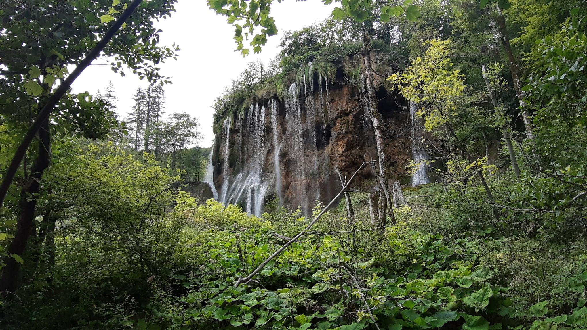 Cascadas en Krka