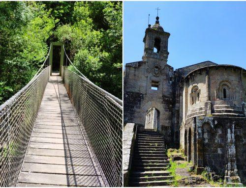 Las Fragas del Eume y el Monasterio de Caaveiro