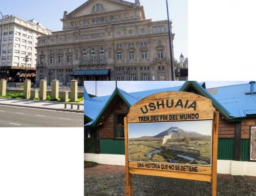 Argentina con Pilar Monforte Ushuaia y Buenos Aires