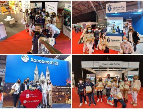 Descubriendo destinos en TUREXPO GALICIA 2021