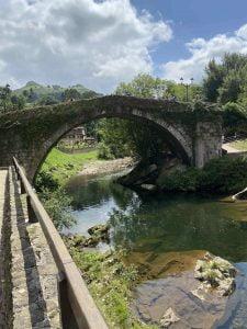 Recorriendo Liérganes en Cantabria